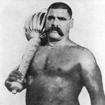 The great Gama Pehlwan - who was awarded the Indian Version of world heavyweight championship in 1910. He remained undefeated throughout his Pehlwani career spanning 50 years.